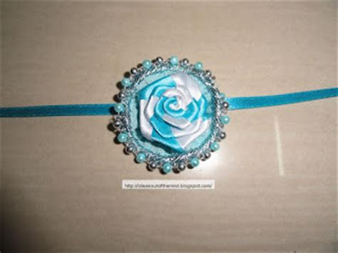 How To Make A Handmade Rakhi - ideas out of the mist how to make a quot rakhi quot for rakhi