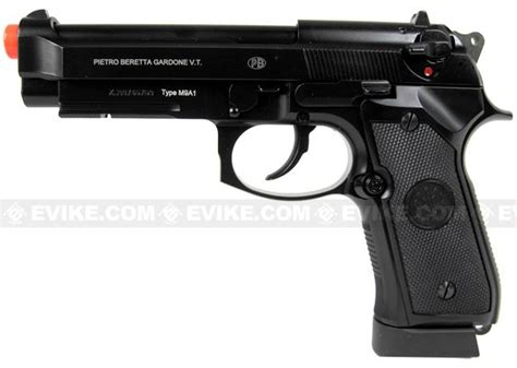Airsoft Gun Beretta M9a1 z softair kjw beretta licensed m9a1 railed metal co2 airsoft gas blowback