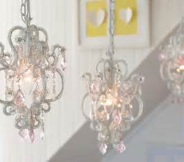 Childrens Bedroom Chandeliers Mini Chandelier Pottery Barn