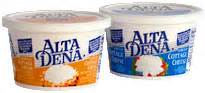 Alta Dena Cottage Cheese by Independent Dairy Drivers Orange County Ca Home Delivery