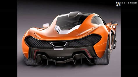 mclaren p1 drawing easy mclaren p1 concept 2013 3d model from creativecrash com