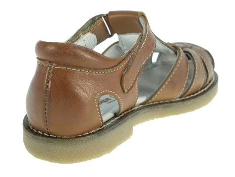 toddler boy sandals size 9 beppi boys brown leather sandals infant size 9 loar shoes