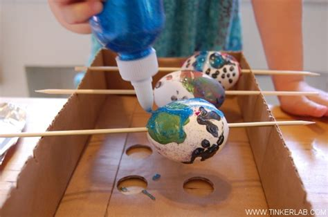 Decorated Blown Eggs by How To Out An Egg With 3 Easy Tricks Tinkerlab