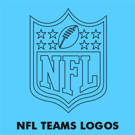 51 best images about coloring nfl on pinterest oakland printable coloring pages nba team logos 73 best sports