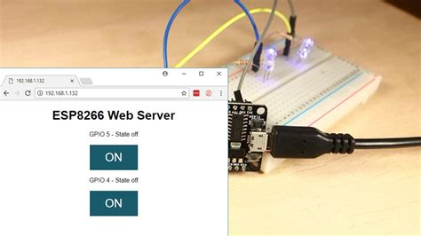 tutorial arduino web server esp8266 web server with arduino ide random nerd tutorials