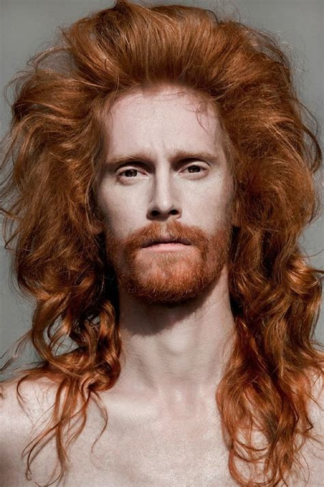 hairstyles for a redhead boy ginger male 2 3 faces pinterest redheads bearded