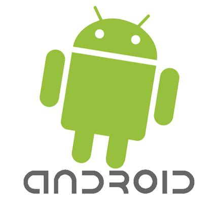 Android Logo android logo design and history of android logo