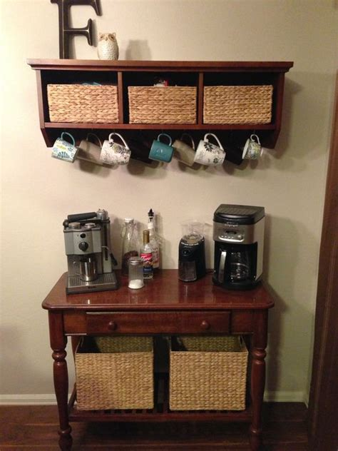 a nook for my family my coffee nook is finally complete everything coffee