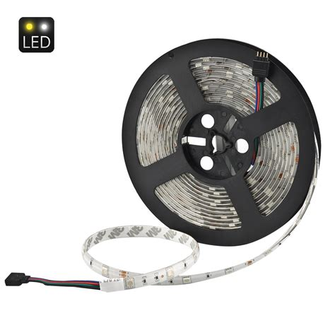 Lu Led Per Meter 5 meter 36w rgb led light smd5050 ip65 30 led