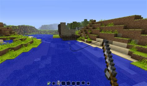 game gone fishing mod fishing craft mod for minecraft 1 6 4 1 7 2 1 7 4 1 7 5