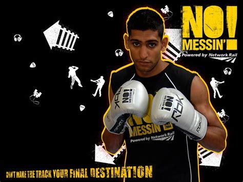 amir khan  king   ring british boxer xcitefunnet