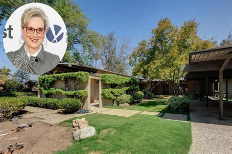 meryl streep house meryl streep buys 163 2 68million california home see photos photo 1