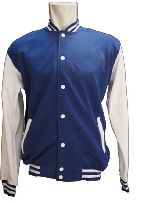 Jaket Varsity Navy Abu Muda Jaket Baseball Size M Xl lihat pemesanan kaos polos harga murah bahan bermutu