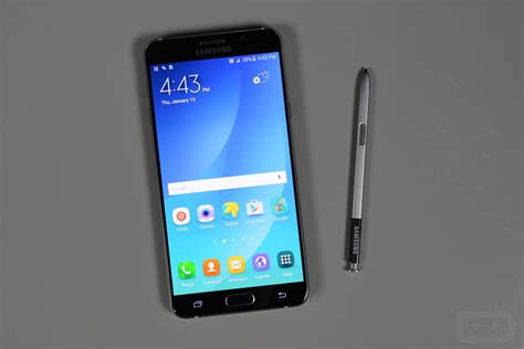5 Samsung Galaxy by Samsung Galaxy Note 5 Review Droid