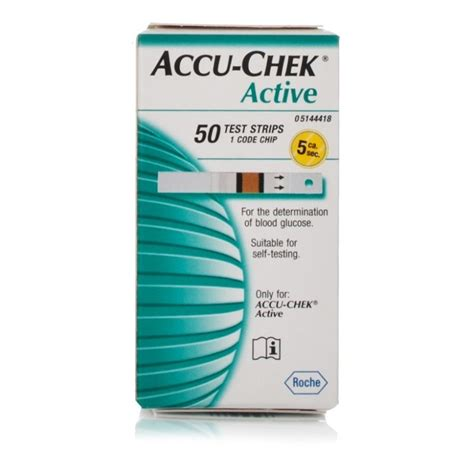 Accuchek Aktif accu chek active glucose test strips diabetes chemist direct