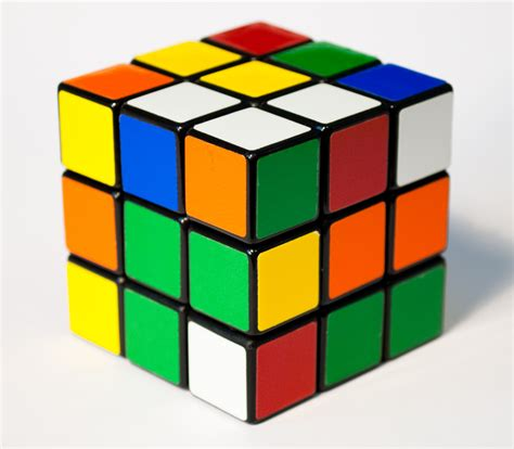 rubiks cube colors puzzles in the world
