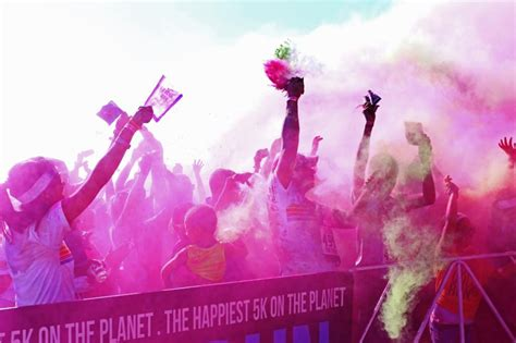 color run el paso the color run shares the colors of with el paso the