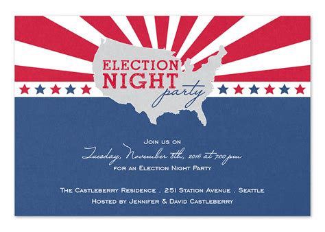 election caign poster template united states election invitations by invitation