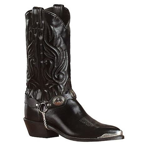 mens black cowboy boots mens black cowboy boots outback leather