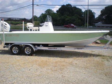 sea pro boats 228 center console sea pro 228 boats for sale boats