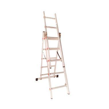 Tangga Serbaguna jual tangga aluminium lipat serbaguna harga menarik