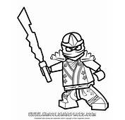 Ninjago Of Zane Zx Colouring Pages Page 2