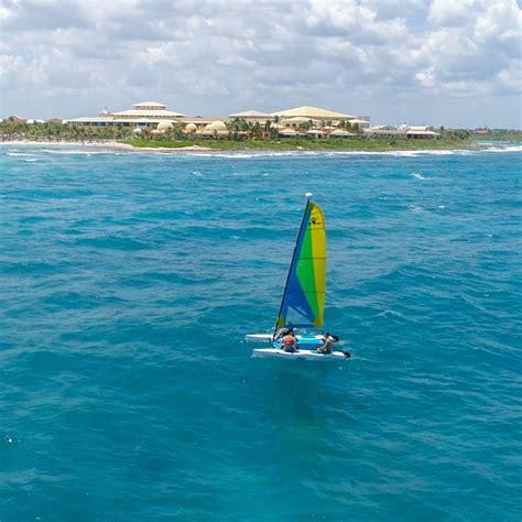 excursion en catamaran punta cana excursiones en catamar 225 n en rep 250 blica dominicana vela en