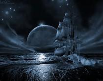 Ghost Pirate Ship Desktop