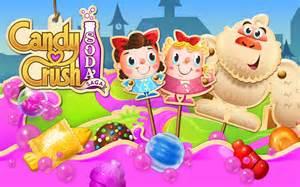 Candy crush soda saga ya disponible para m 243 viles windows 10