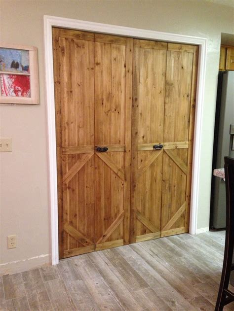 bifold barn door 25 best ideas about cedar closet on diy