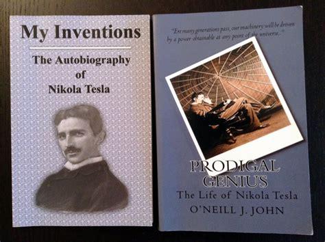 Book About Nikola Tesla 2 Favorite Best Books About Nikola Tesla
