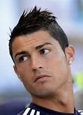 Cristiano Ronaldo Haircut 2013