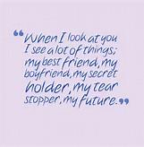 I Love My Boyfriend Quotes