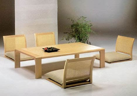 Floor Table by Floor Furnitures Japan Style Dining Room Tables Chairs