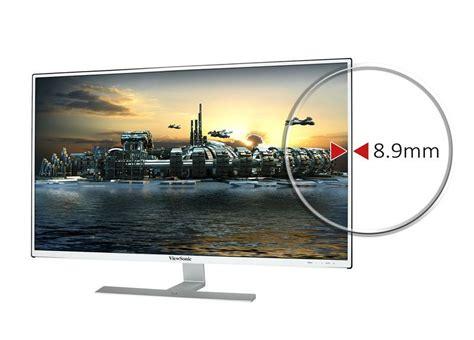 Monitor Led Viewsonic 32 2k Vx3209 Ips 32 quot viewsonic vx3209 2k wqhd ips led white monitor computer alliance