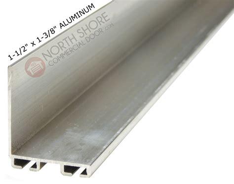 garage door      aluminum bottom seal