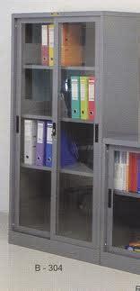Lemari Arsip B 306 cupboard sliding kaca type b 304