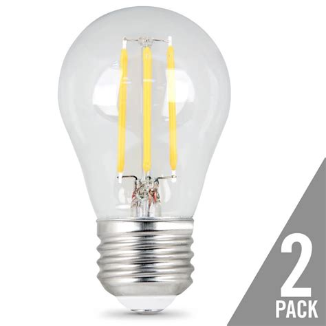 Led Can Lights Bulbs 300 Lumen 2700k Dimmable Led Feit Electric