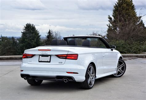 convertible audi white 2017 audi a3 cabriolet quattro technik the car magazine
