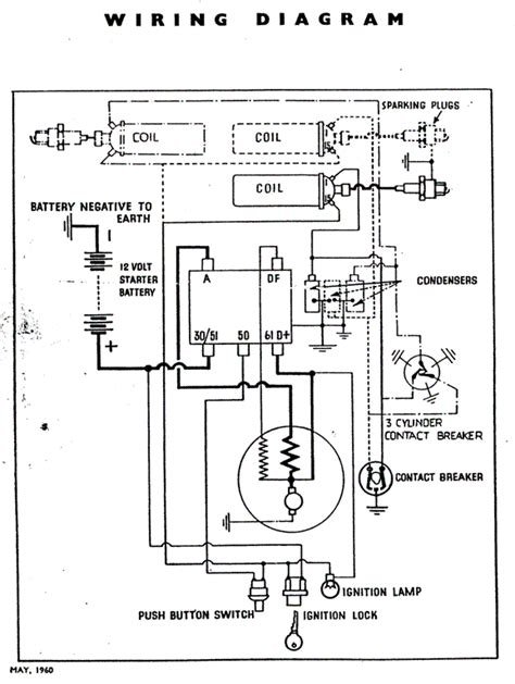 basic ignition wiring diagram pictures to pin on