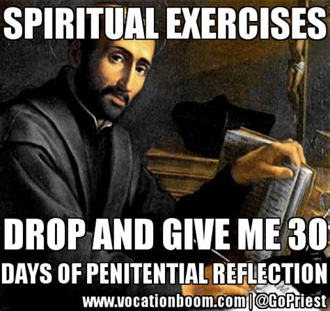 St Joe Memes - feast of st ignatius of loyola 3 vocation boom