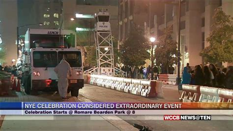 new year road closures expect uptown road closures for new year s wccb