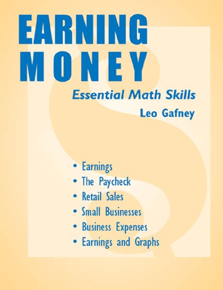 money divorce the essential roadmap to mastering financial decisions books earning money math learning resources