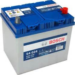 Car Battery Types Uk by S4 024 Bosch Car Battery 12v 60ah Type 005l S4024