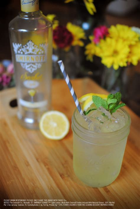 Light Mojito by 17 Best Images About Smirnoff Sorbet Light Lemon On