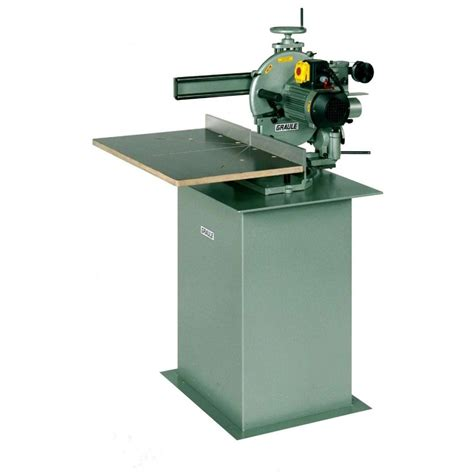 graule zs85n zs85ns radial arm saw
