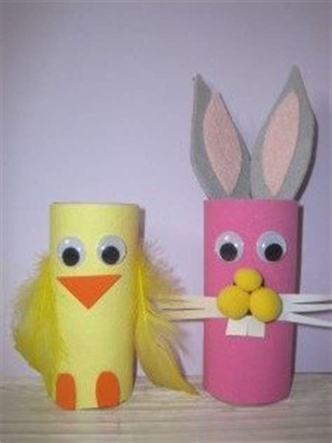Easter Toilet Paper Roll Crafts - toilet paper roll crafts easter find craft ideas