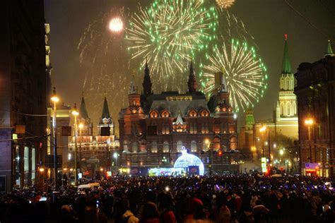 russia new year celebration 28 images russians recall