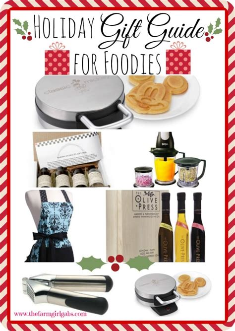 2014 holiday gift guide fabulous gifts for foodies