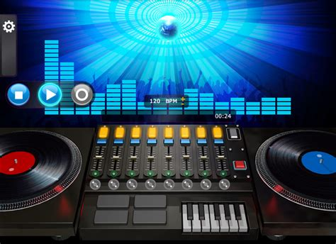 Dj Beat Dj Beat Maker Techno Beats Edition
